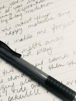 Writing lyrics RS
